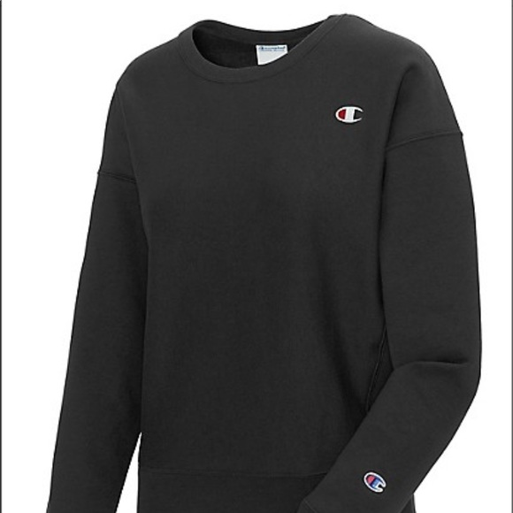 Champion pullover sweater